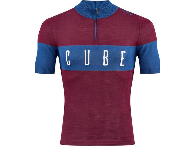 Cube Classic Merino T-Shirt Herrer, teamline